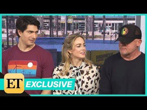 Comic-Con 2019: DC&39;s Legends of Tomorrow Cast