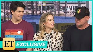 Comic-con 2019 Dcand39s Legends Of Tomorrow Cast Full Interview
