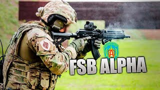 Download lagu Russian Spetsnaz FSB Alpha Group (2019) #1