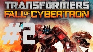 Transformers: Fall of Cybertron - Walkthrough Part 2 - Chapter 2: Defend The Ark