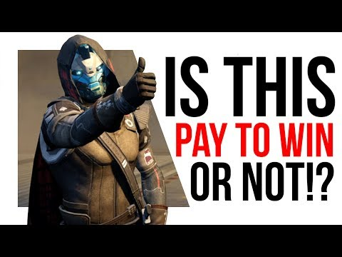 Is Destiny 2 REALLY Pay to Win?