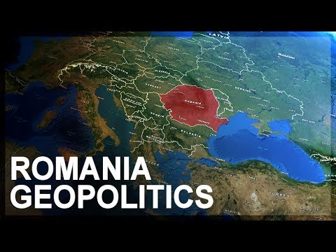 Geopolitics of Romania