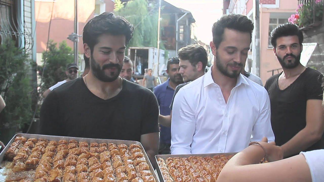 Sete Bayram Burak Özçivit ve Murat Boz ile Geldi
