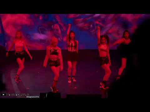 ITZY - Cherry(live@ ITZY Premiere Showcase Tour In Taipei)