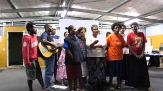 Fruit of the Pacific 2013 Presentation Night - Group Song 2