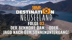 Destination Neuseeland 🥝 03 🇳🇿 Die Benmore Dam 🌊⚡ Powerstation 📷 Krolop&Gerst