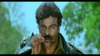 Azad Desh Ka Andha Kanoon - Action Scene Collection - Chiranjeevi And Shri Devi