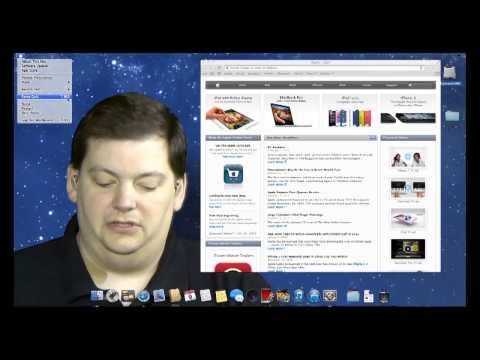 What is CTRL-ALT-DEL on a Mac? - Mac Minute - Episode 26