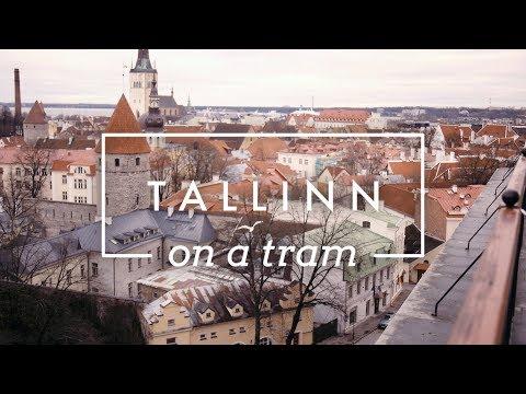 TALLINN ON A TRAM