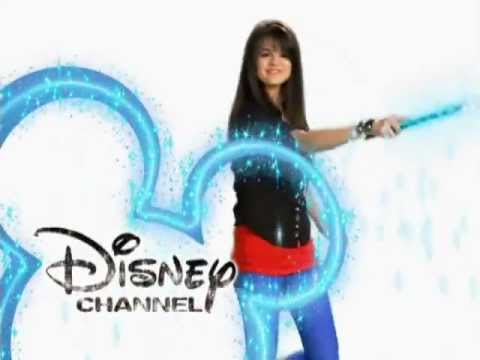 Selena gomez vou regarder disney channel