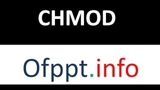 Commandes de base Linux - Ep35 - Gestion des droits d'accès:commande  chmod - part3