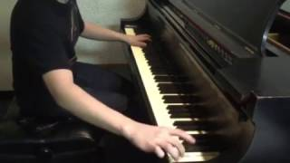 The Last Polka by Ben Folds 5 Piano Cover (Rough)
