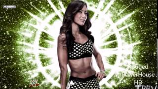AJ Lee 1st WWE Theme Song