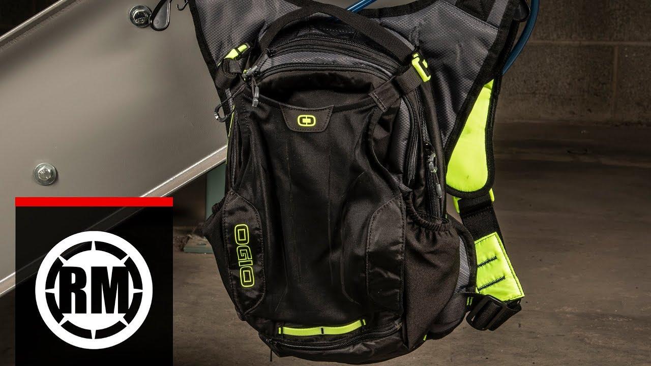 Black Ogio Adult Dakar Hydration Pack 100oz Backpack