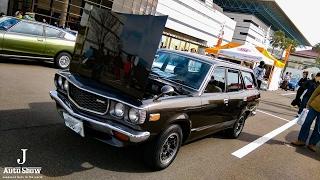 NAGOYA AUTO TREND 2017,Feb 10 Custom Car Auto Show in Japan 2017. J...