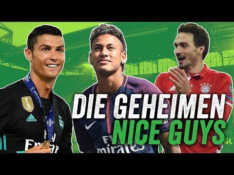 10 geheime Ehrenmänner der Fußballwelt feat. Neymar, Cristiano Ronaldo & co! Onefootball Top 10