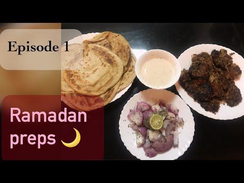 Pre-Ramdan Prepartion  Homemade Chatpate Shami kabab  Episode -1 Ramadan2019