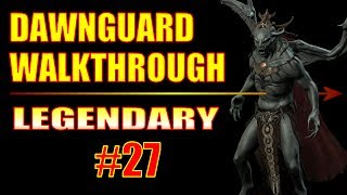 Skyrim Dawnguard Walkthrough - Part 27, Into the Soul Cairn (Beyond Death: Find Valerica)