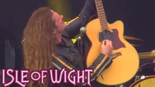 Little Angels - Young Gods | Isle Of Wight 2013 | Festivo