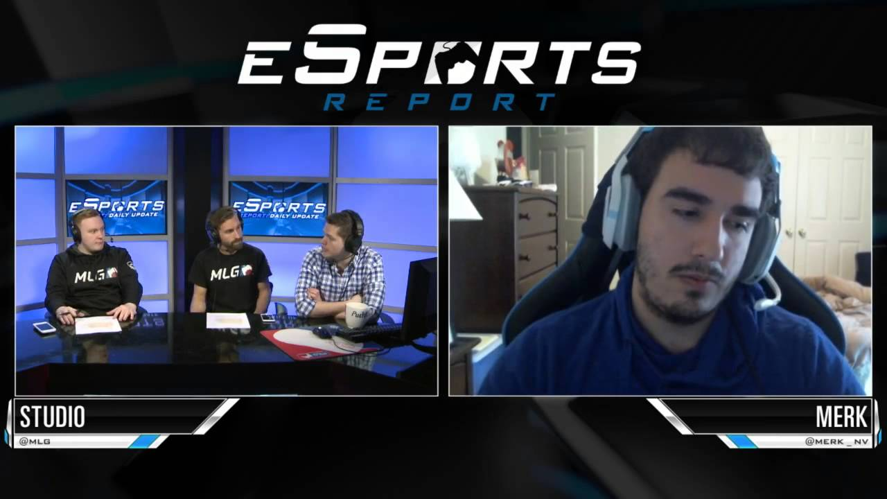 Call Of Duty Championship 2015 Group E Interview With Merk