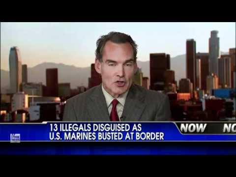 13 Illegal Immigrants Arrested in California Wearing U.S. Marine Uniforms