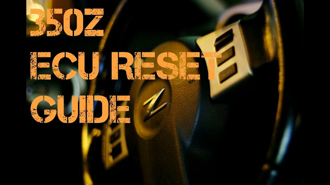 Nissan 350z Infiniti G35 Ecu Reset Check Engine Light – Fondos de