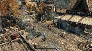Skyrim Special Edition Mod Review Increased Population