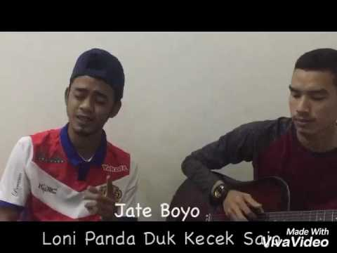 Despacito Kelate Cover(Jate Boyo)-Denmanjo Ft SyafiqAmzar