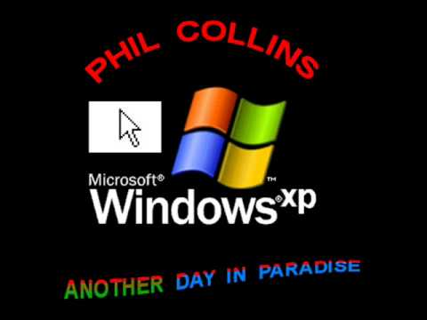 phil collins another day in paradise microsoft windows. Black Bedroom Furniture Sets. Home Design Ideas