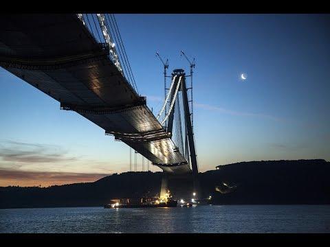 ZDF | Neue Brücke am Bosporus eröffnet