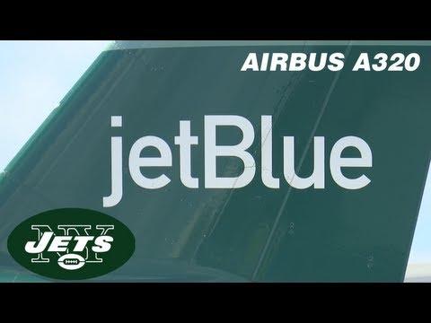Jetblue Special: New York Jets | N746JB | Nassau,Bahamas