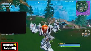 Kekko Incontra Un Hacker Immortale Durante La Live! - Fortnite ita Streamers Twitch