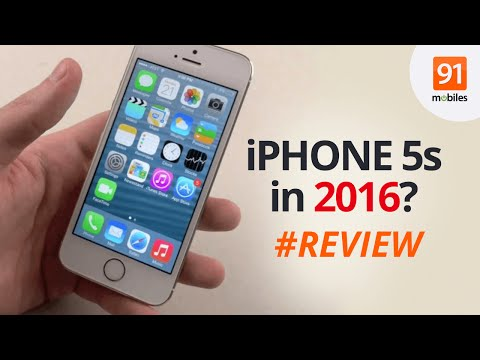 Apple iPhone 5s in 2016 / 2017? [Review]: Should you buy this phone now?