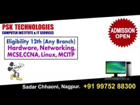 Computer Hardware & Networking ,CCNA , Linux , Hacking Courses At Nagpur Maharashtra