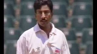 1994/95 South Africa vs Pakistan 1ST EVER TEST highlights