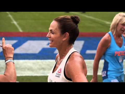 Sandy Hill At The 2015 Crossfit Games Youtube