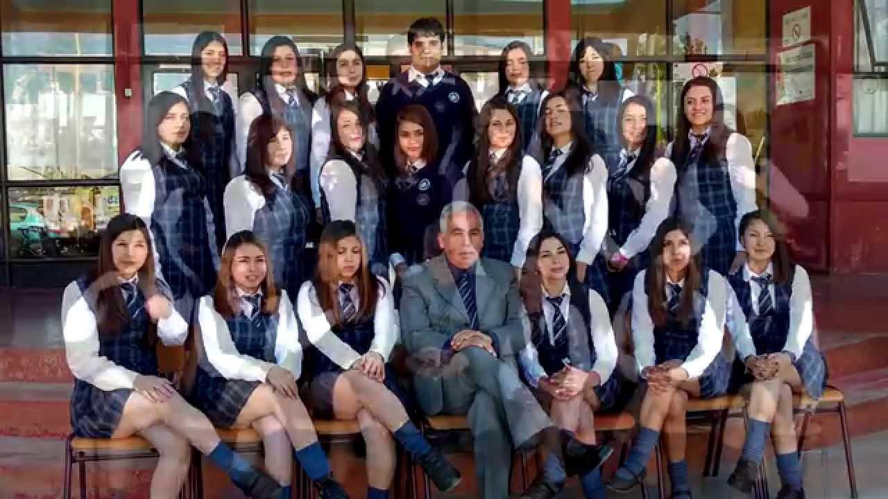 Decoracion Licenciatura Cuarto Medio ~ V?deo Recuerdo Licenciatura Cuartos Medio Liceo Violeta Parra 2015