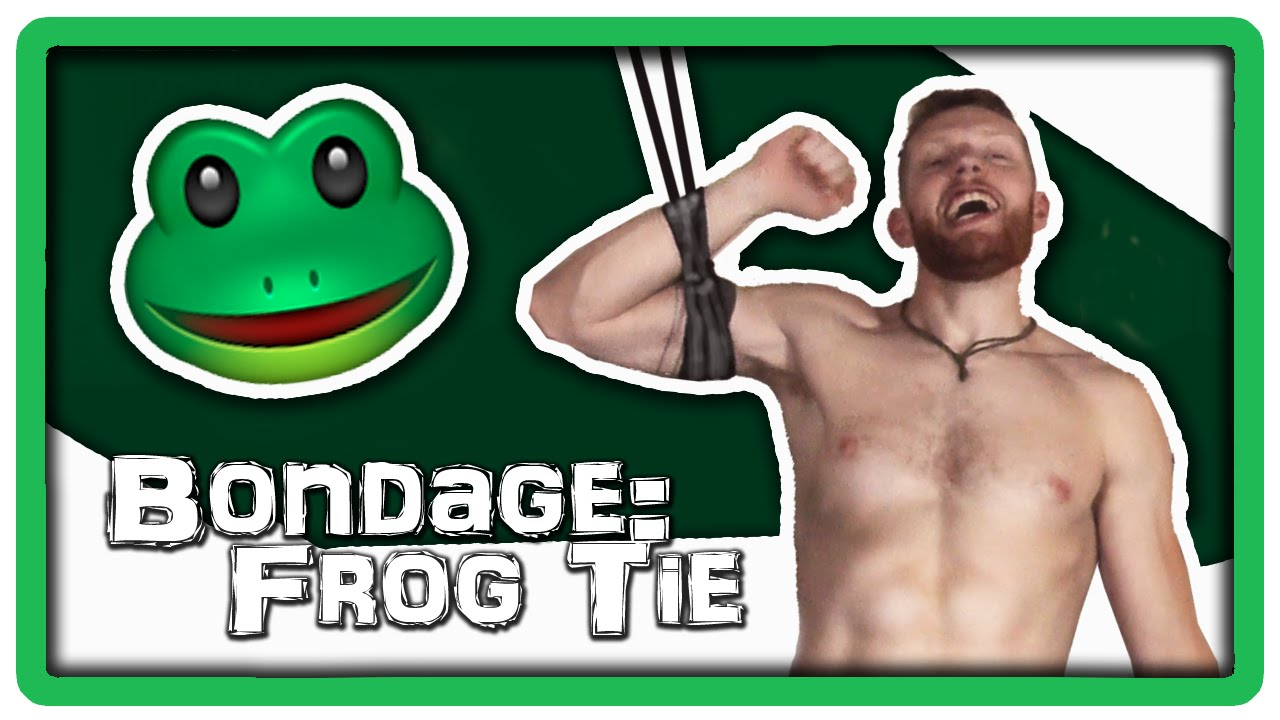 How To Tie A Frogtie