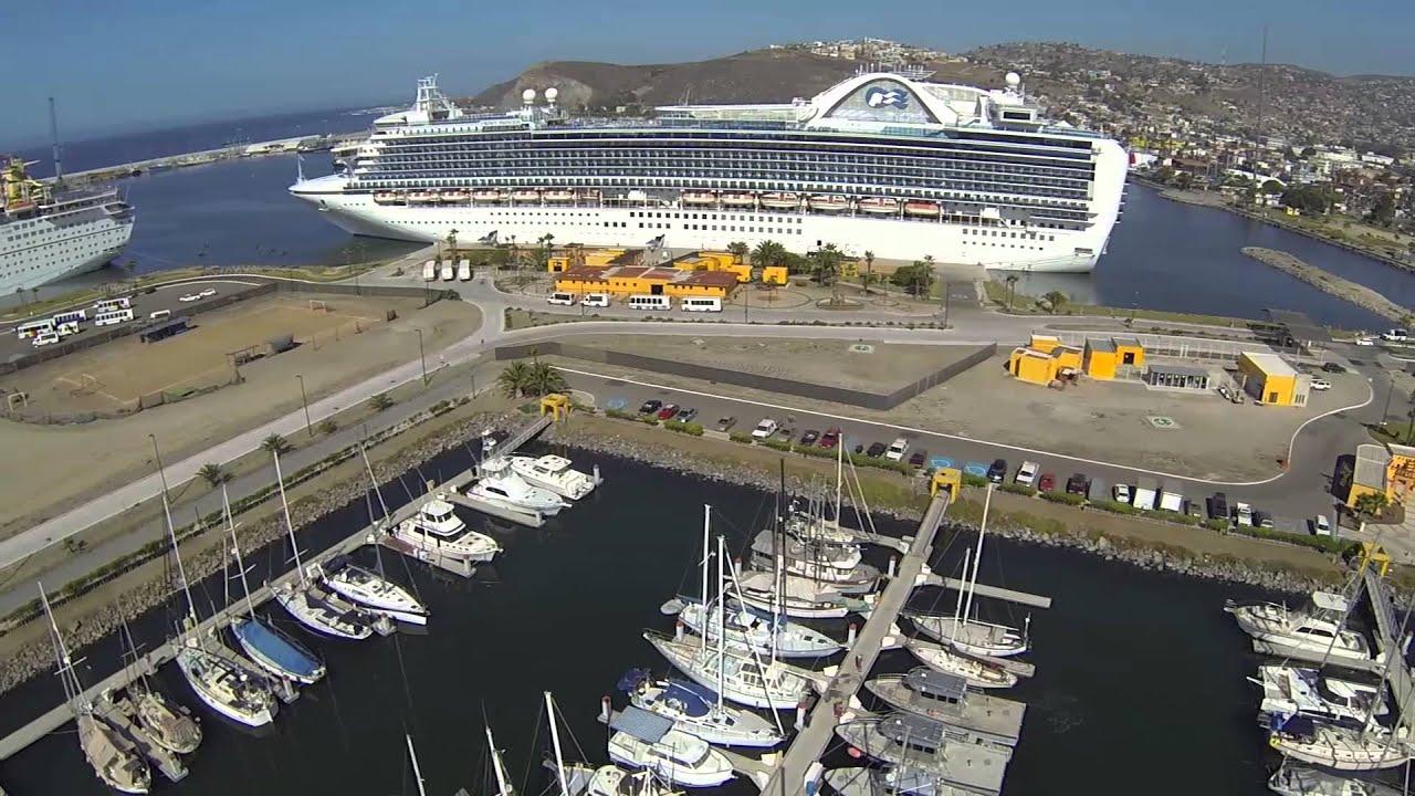 Bienvenida Ensenada Cruiseport Village Ecv Youtube
