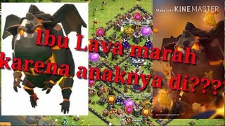 The Power Of LAVALONION Comback |•| CLASH OF CLANS INDONESIA