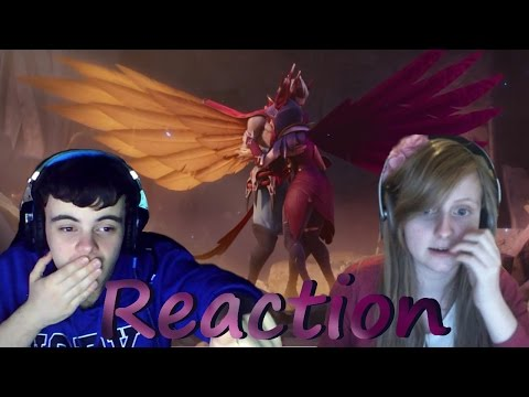 [Couple Reacts] Xayah and Rakan: Wild Magic