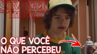 Stranger Things segredos da terceira temporada - Netflix