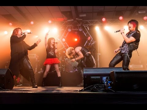 JAM Project - Anime Friends - Argentina -21/07/2012-