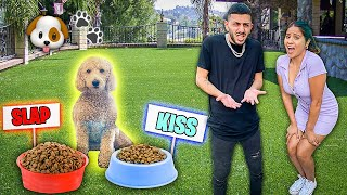 Dog Controls EX-COUPLES LIFE FOR 24 HOURS... **AWKWARD**