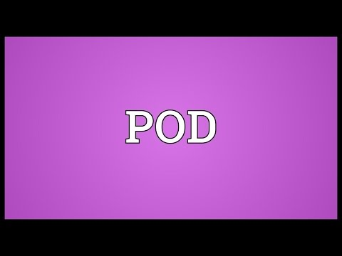 POD Meaning
