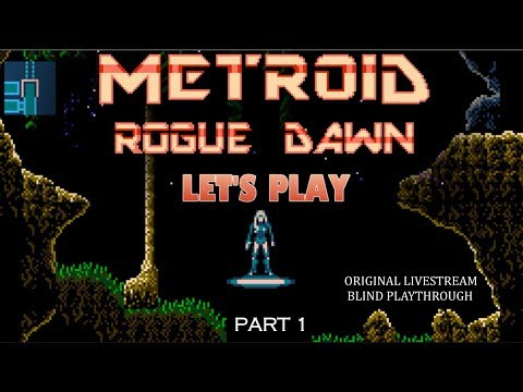 let s play metroid