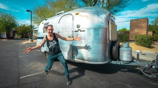 WHY AM I BUYING AN AIRSTREAM?