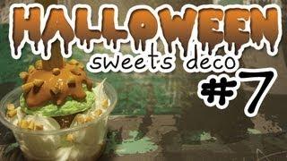 Halloween Sweets Deco #7: Caramel Apple Ice Cream