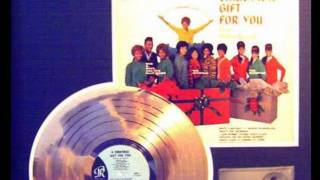 """The Crystals Wrecking Crew Phil Spector """"Santa Claus Is Coming to Town"""" My Extended Version!"""