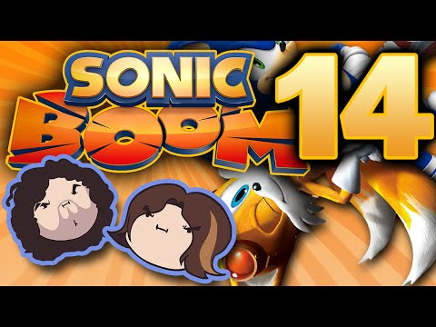 Sonic Boom: Crazy Chasers - PART 14 - Game Grumps